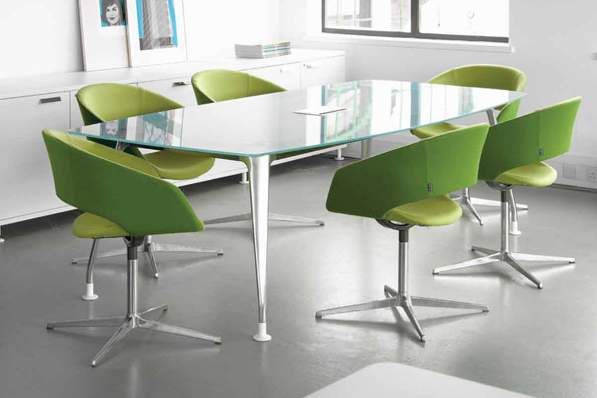 Office chairs from Leicester furniture supplier