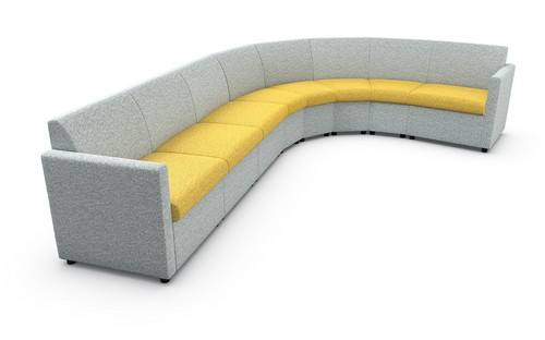 Nexus - modular seating for breakout space
