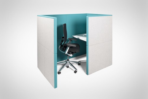 Nautilus work booth