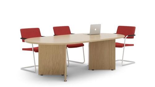 Arrowhead meeting room table