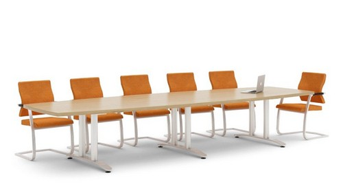 Stylish conference table - Chiltern table for meetings