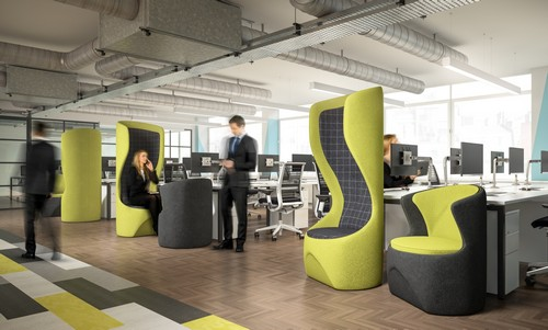 Single user pod - office pod for one person