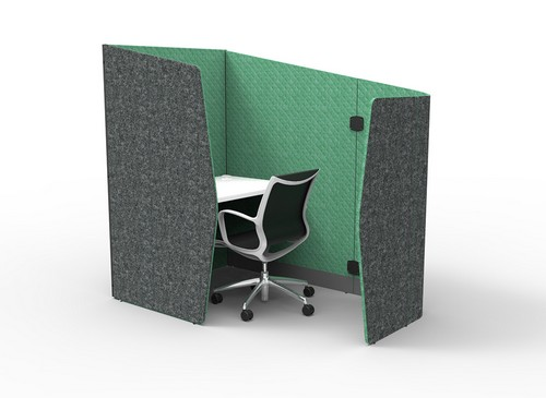 Snug Plus - single office privacy pod
