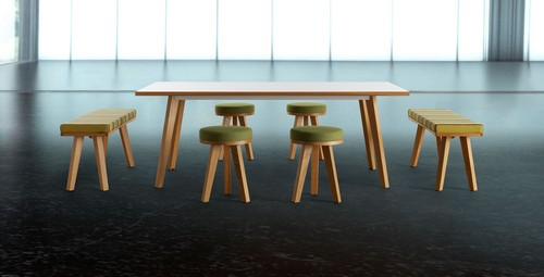 Martin meeting table