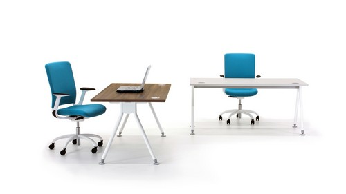 Acute desks