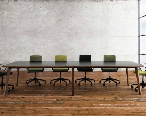 Meeting room furniture set