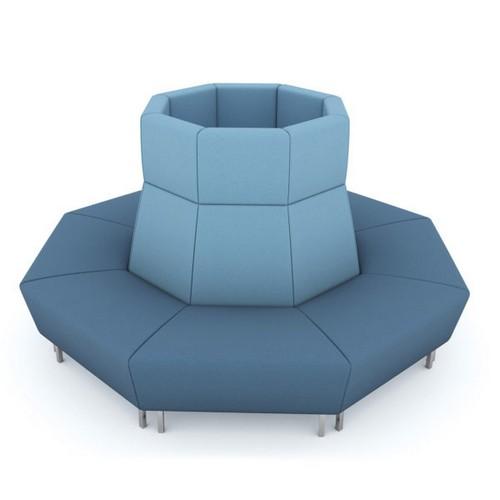 Encore Modular High Back Seating