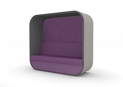 Cocoon accoustic pod