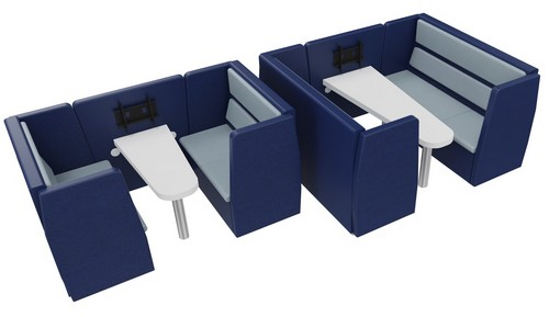 Magna Meeting Pods