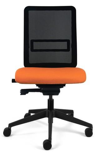 Neon Mesh Back Task Chair